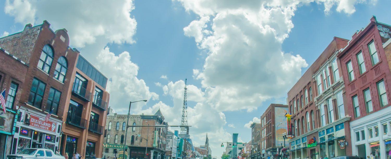 Historic Downtown Nashville