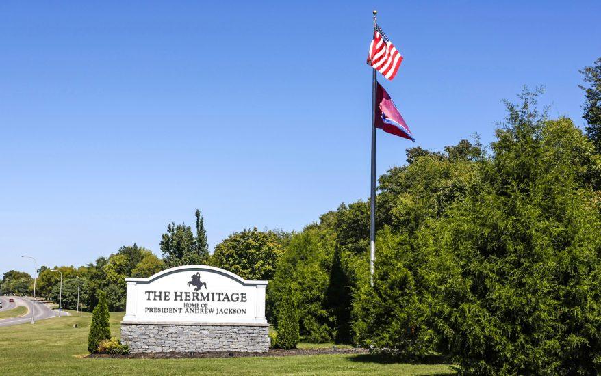 The Hermitage in Nashville