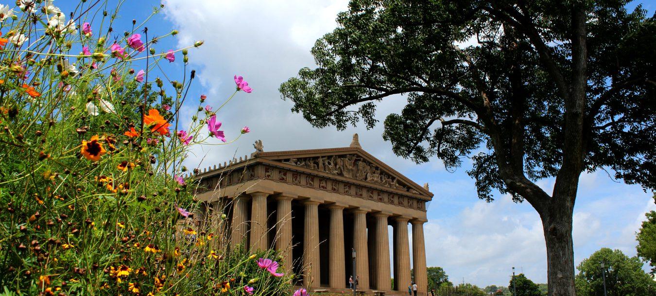 Parthenon in Nashville, TN