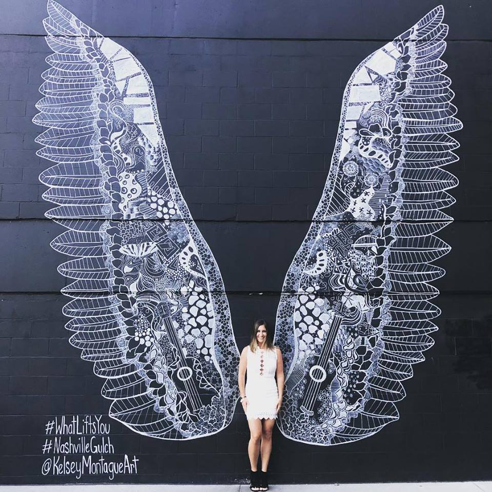 Nashville What Lifts You Wings by Kelsey Montague