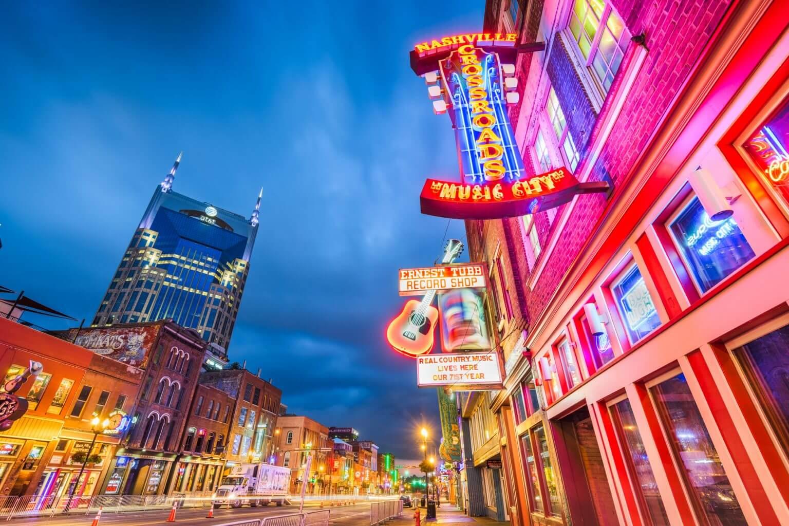 Honky Tonk Highway Nashville