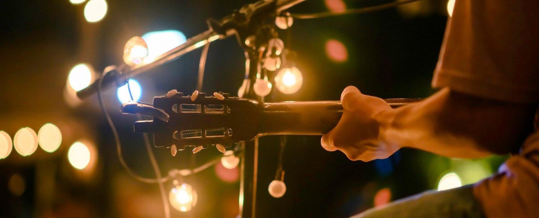 live music guitar